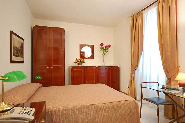 Studio Apartment at Hotel Residence Vatican Suites. Direct reservation available using our booking form.